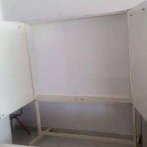 Verrijdbaar whitebord voor school of trainingszaal