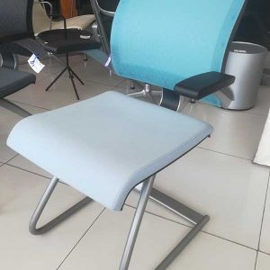 Bezoekersstoel sledemodel van het merk Ahrend