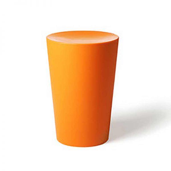 Krukje van het merk Moooi in oranje