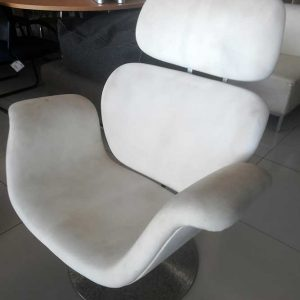 Artifort Tulip design fauteuil in wit