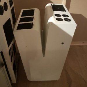 afvalbak voor afvalscheiding