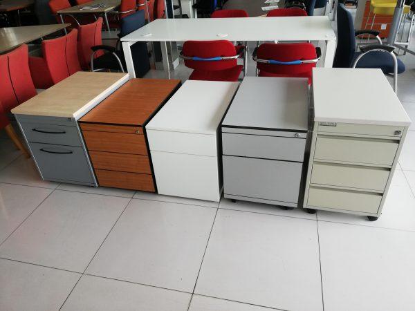 Ladeblokken in diverse materialen, kleuren en soorten