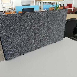 Akoestisch bureauscherm 78x40cm