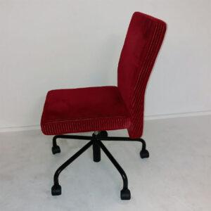 Luxe bureaustoel zonder armleuningen van het merk Bulo